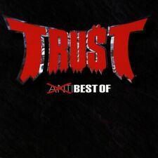 Cd Trust Antibest of 17 titres de 1997 inclus anti Social TBE