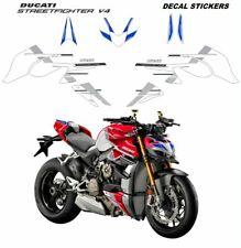 Kit adesivi completo design S CORSE - Ducati Streetfighter V4