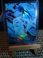 2019 TOPPS FIRE BASEBALL FLAMETHROWERS BLUE CHIP INSERT Walker Buehler