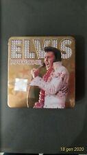 Elvis Presley - karaoke collector's edition - 3cd - box metal nuovo sigillato