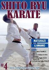 Rs-0447 Shito Ryu Karate #4 Cracking Code of Kata Matsukaze Dvd Billimoria