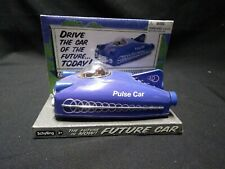 Schylling Future Car Tin Toy Pulse Friction Powered Motor