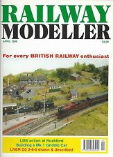 Railway modeller magazine April 1998
