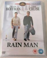 DVD - *New & Sealed* Rain Man Special Edition Movie Cert 15 Region 2 UK PAL DVD
