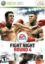 Fight Night Round 4 - Xbox 360 Game