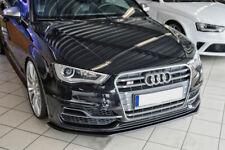Per Audi A3 S3 8v Paraurti Anteriore Spoiler Gonna Inferiore Sollevamento
