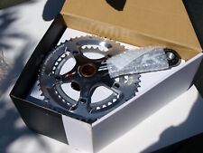 FSA SL-K LIGHT 386 Evo Carbon Crankset 172.5mm 53/39T 10/11 Road/Tri Bike
