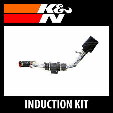 K&N Typhoon Performance Air Induction Kit - 69-6501TP - K and N High Flow Part