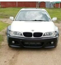 bmw e46 2door coupe non m3 pandem style facelift wide body kit