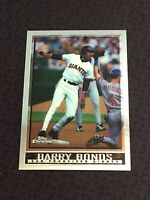 1998 Topps Chrome Barry Bonds #317 SF Giants