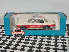 CARRERA 1970'S  BMW 3.0  WHITE CSL NOTARZT  40425   1:32 USED BOXED