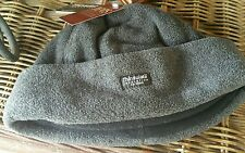 GREY BEANIE with Cuff Thinsulate 40 GRAMS  Win  with lining black NEW last one