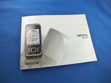 Original Nokia E66 Instruction Manual Book German instructions Mobile Phone New