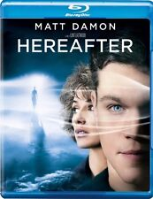 Hereafter (Blu-ray + DVD + Digital, 2-Disc Set) Matt Damon Free Shipping