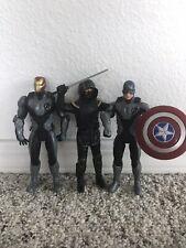 Marvel Aveng- Captain America, Iron Man & Ronin - Endgame Action Figures - 6�