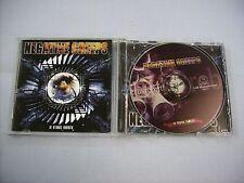 NEGATIVE CREEPS - IN UTERUS REBIRTH - CD EXCELLENT CONDITION 2002
