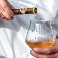 Zigarre mit Schnaps gefüllt, Weinbrand Zigarre, Brandy Zigarre 20 ml, Schnaps Ge