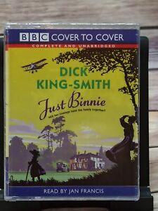 Just Binnie NEW King-Smith Dick