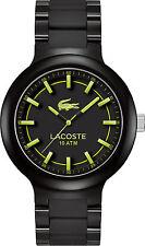 Lacoste Black Borneo Quartz Analog Men's Watch 2010768