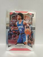 2019-20 Panini Prizm Terrance Mann Base Rookie RC #296 Clippers