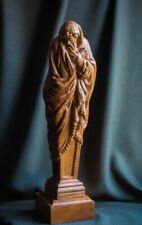 "Carved sculpture ""Allegory of Winter"""
