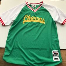 Kenny Powers 55 Charros Size XXXL Baseball Jersey Eastbound & Down Mexico As is