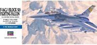 F-16 CJ BLOCK 50 FIGHTING FALCON (USAF & PACAF MARKINGS) #00448 1/72 HASEGAWA