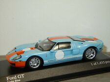 Ford GT 2006 Gulf - Minichamps 1:43 in Box *34736