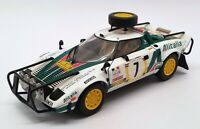 Kyosho 1/18 Scale 08135B - Lancia Stratos - #7 Rally Safari 1977