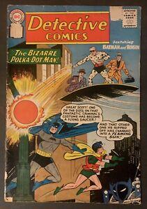 Detective Comics #300 - DC Silver Age 1st Polka-Dot Man, Suicide Squad, FR/GD