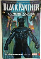BLACK PANTHER A Nation Under Our Feet book one (2016) Marvel Comics TPB VG+ 1st
