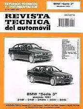 Manual de taller BMW serie 3 (en CD) Workshop Reparation.