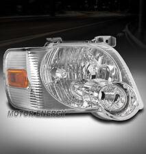 FOR 06-10 FORD EXPLORER/07+ SPORT TRAC HEADLIGHT LAMP CHROME PASSENGER RIGHT RH
