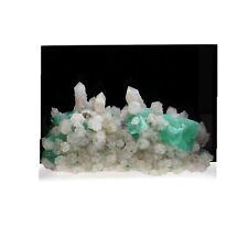 Fluorite verte + Quartz. 2315.5 ct. Afrique du Sud