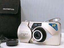 🟢TOP MINT🟢Olympus μ mju II 115 VF 35mm AF Zoom Film Camera from JAPAN 444
