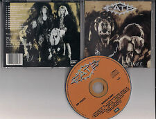 FATE - Scratch n sniff CD MEGA RARE MELODIC ROCK 1ST PRESS 1990 YALE BATE YA YA