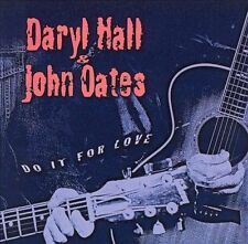 FREE US SHIP. on ANY 3+ CDs! ~Used,Good CD Hall & Oates: Do It for Love