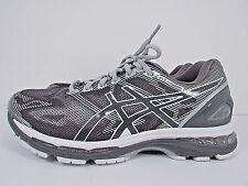 MEN'S ASICS GEL NIMBUS 19 SIZE 8 (2E) WIDE ! WORN AROUND 5 MILES!RUNNING !