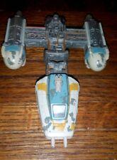 1996 Galoob/Micro Machines/Star Wars Action Fleet- G Leader Y-Wing Starfighter