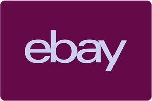 ebay gift card 20