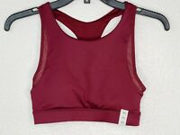 Champion C9 Duo Dry Women's Mulled Berry Stretch Sports Bra Size XS New
