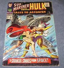 Tales to Astonish - Lot of 2 #88 (1967) & #97 both VG- (3.5) Hulk + Sub-Mariner