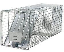 New Traps Live Cage Animal Pet Trap Skunk Squirrel Cat Raccoon Large One Door