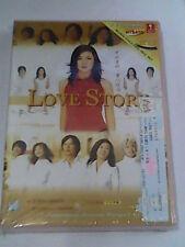NEW Original Japanese Drama VCD Love Story 中山美穂  Miho Nakayama Etsushi Toyokawa