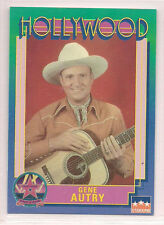 1991 Starline Hollywood Walk of Fame Gene Autry