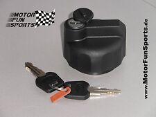 Tankdeckel abschließbar für Enduro Generic Trigger ( TR ) 50 ccm /  2 Schlüssel