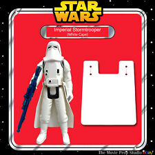 Star Wars Snowtrooper Cape for Vintage 1980 Figure