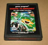 Demons To Diamonds for Atari 2600 Fast Shipping! Authentic