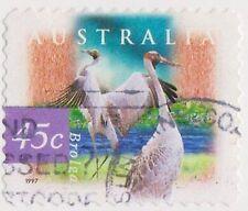 (DC233) 1997 AU 45c birds issue (Q)