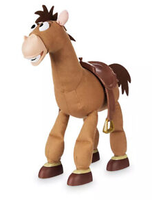 """Bullseye Interactive Action Figure With Sound -Toy story 18"""""""